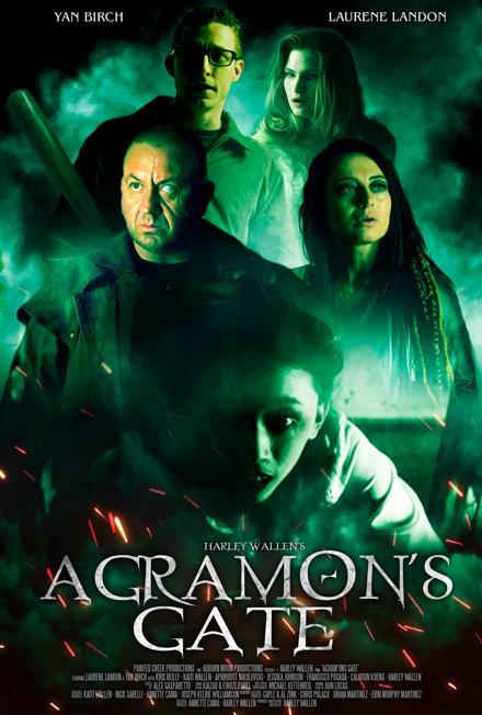 NEW MOVIE: Agramon's Gate ( Thriller, Horror, | 2020 )