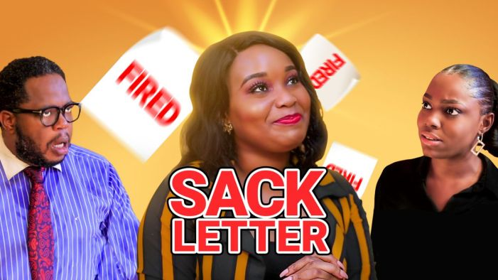 Sack Letter - Nollywood Movie