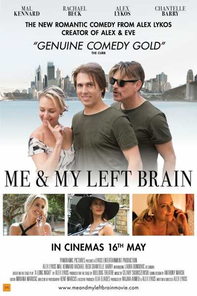 NEW MOVIE: Me and My Left Brain ( Hollywood | 2020 )