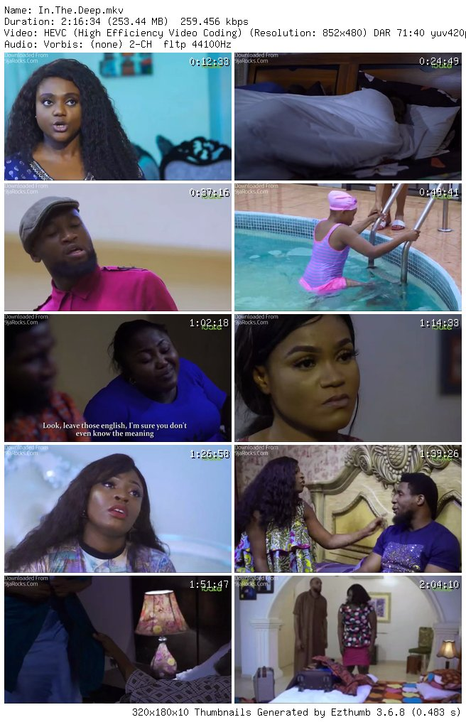 In The Deep - Nollywood Movie