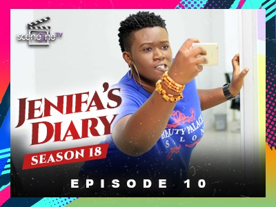 Jenifa's Diary Season 18 Episode 10 – Battle Line [S18E10]