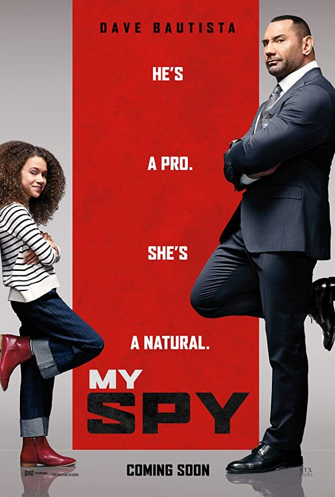[Movie] My Spy (2020) – Hollywood Movie | Mp4 Download