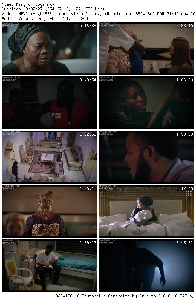 HOT: King Of Boys - Nollywood Movie