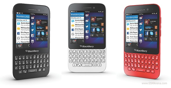 Blackberry announces the Blackberry Q5