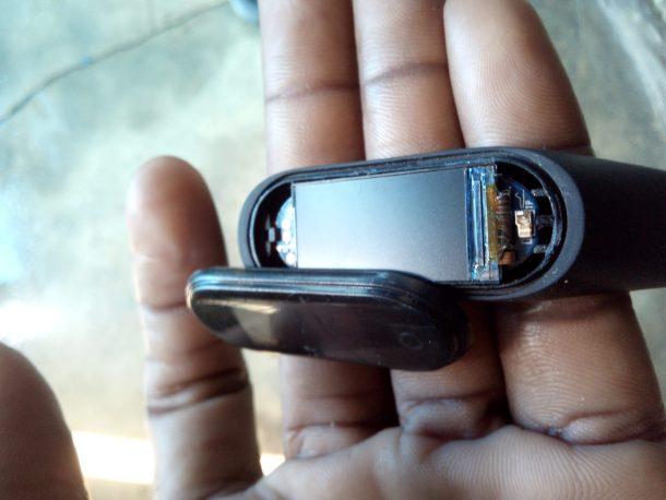 m4 smartwatch inner view