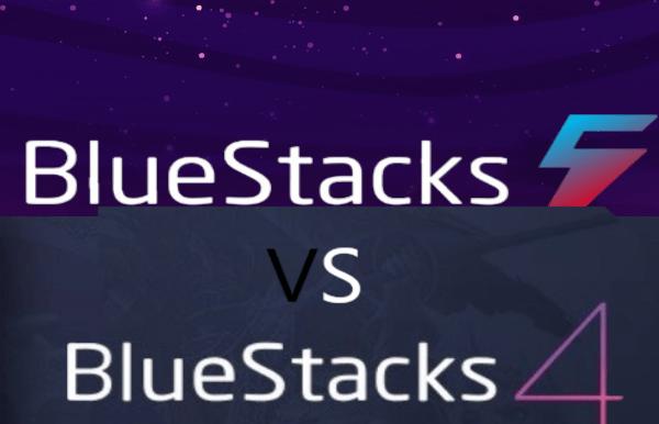 Bluestacks 4 vs Bluestacks 5