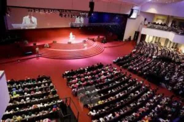 Fountain Of Life Church