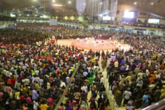Living Faith Church - One of the largest churches in Nigeria