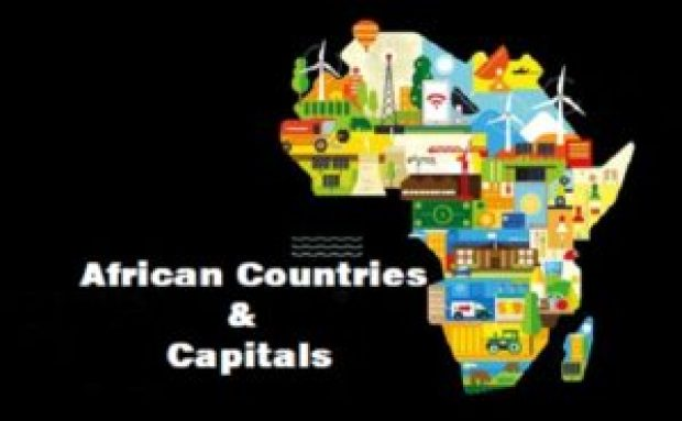 countries and capitals of Africa