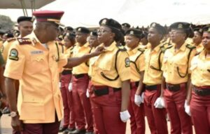 LASTMA Salary Structure