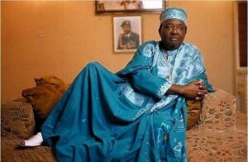 Alayeluwa Oba Okunade Sijuwade - one of the richest kings in Africa