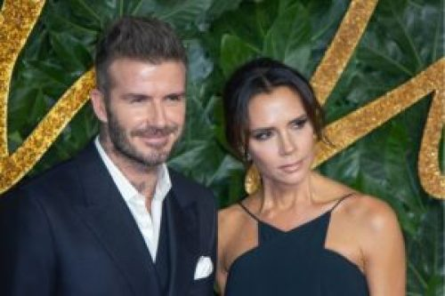 Hollywood Billionaires: David Beckham and Victoria Beckham