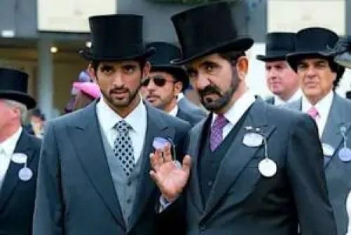 Dubai Royal Family