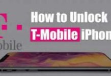 How To Unlock T Mobile iPhone