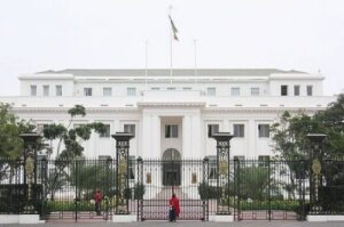 Presidential palace Senegal - one of the most beautiful presidential palaces in Africa