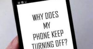Solution to Why Does My Phone Keep Turning Off Itself