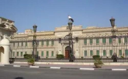 Abdeen Palace, Cairo Egypt