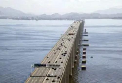 The Rio-Niteroi Bridge