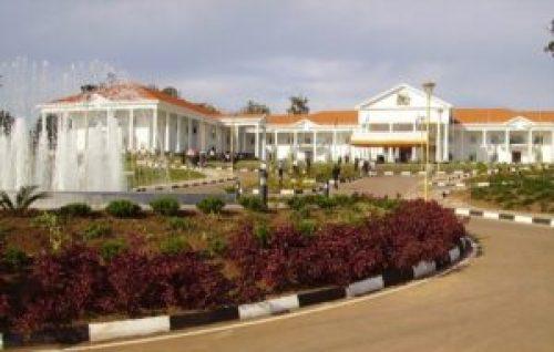 State house, Uganda