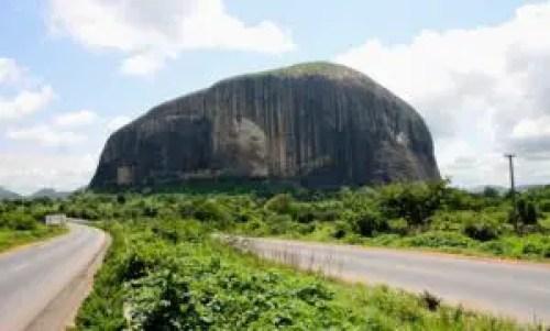 Zuma Rock - Abuja