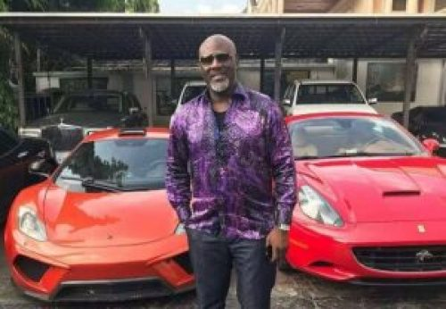 Dino Melaye - One of the wealthiest politicians in Nigeria