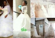 Prices Of Wedding Gowns In Nigeria