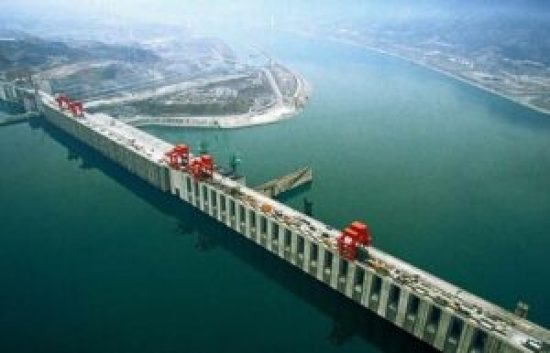 Three Gorges Dam - Largest dams in the world