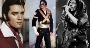 Highest Paid Dead Celebrities