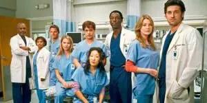 Grey´s Anatomy - Best Series to Watch on Netflix