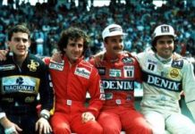 The 10 Greatest Formula 1 Drivers Of All Time