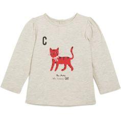 Bout'Chou T-shirt manches longues imprimé // BLOG MODE GROSSESSE FEMME ENFANT DÉCORATION CUISINE À NANTES 9MOI(S) D'ENVIES À NANTES
