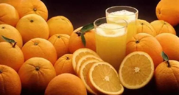 الطرق السليمة لتحضير البرتقال