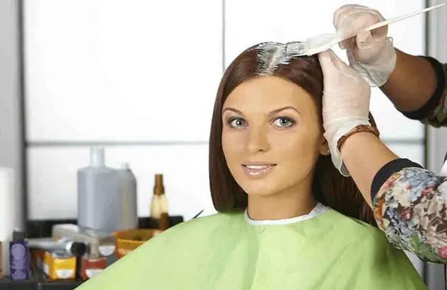 تأثيرات صبغة الشعر أثناء فترة الحمل