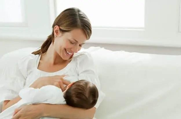نصائح هامة للأم المرضعة الحامل