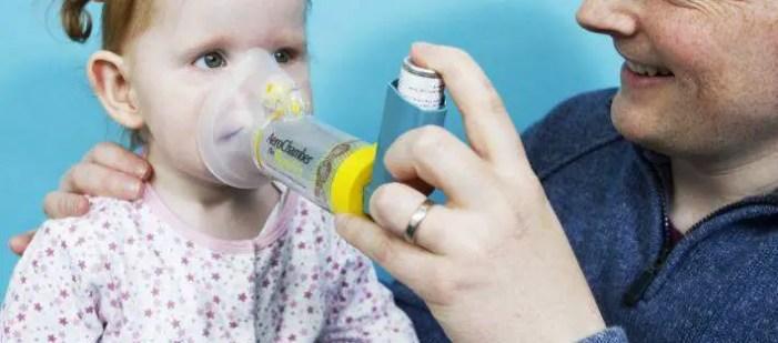 ما هي حساسية الصدر عند الأطفال؟