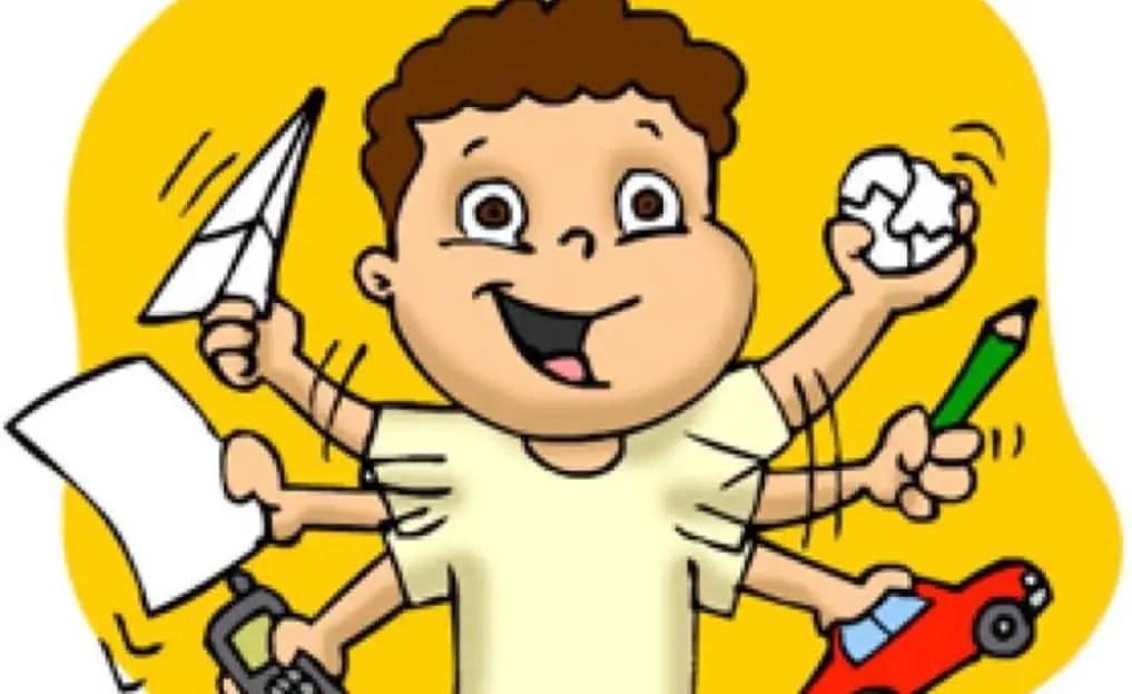 مرض فرط الحركة وقصور الانتباه للأطفال