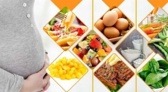 الغذاء الصحي للحامل