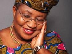 Ngozi Okonjo Iweala's beautiful photo