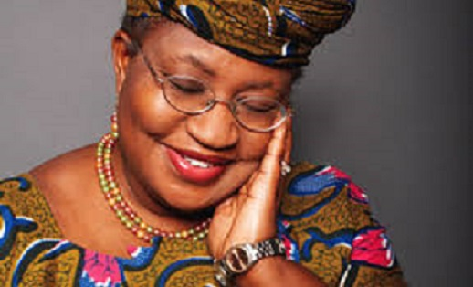 Ngozi Okonjo Iweala's beautiful photo