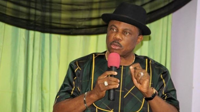 Governor of Anambra State Willie Obiano