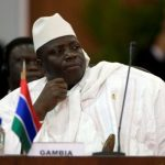 Yahya Jammeh, the Gambia's former president