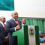 Akwa Ibom state governor Emmanuel Gabriel Udom