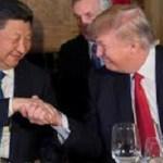 China Xi Jim Ping and USA Donald Trump