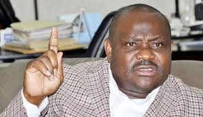 Rivers State Governor Nyesom Wike