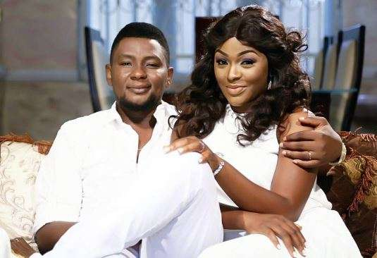 ChaCha Eke and Husband Austin Faani