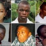 Apo six murder victims