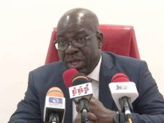 Edo state governor - Godwin Obaseki