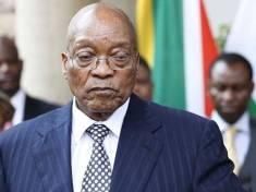 Former South African President, Jacob Zuma