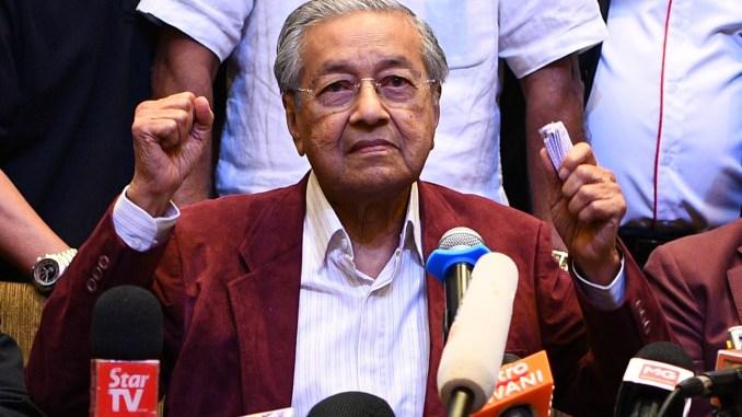Dr. Mahathir Muhamad