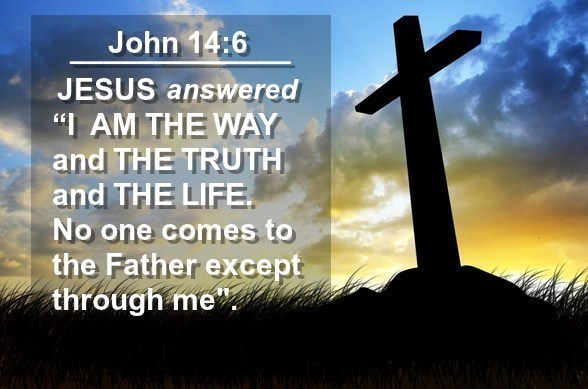 Image result for Jesus i am the way